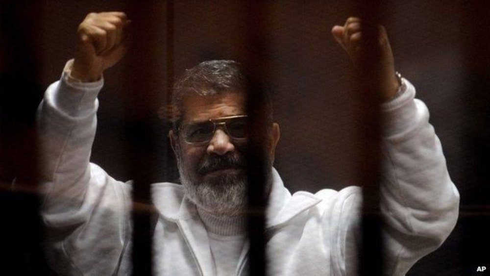 Mursi's death sentence and the creation of a self-fulfilling prophecy