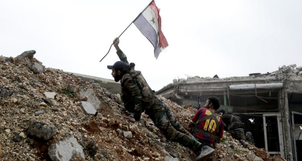 The east Aleppo deal and the survival of Asad