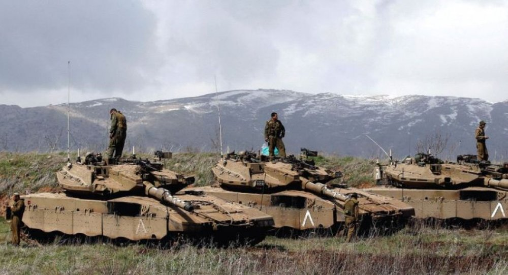 Seeking a slice of the pie: Israel's double-edged campaign in Syria