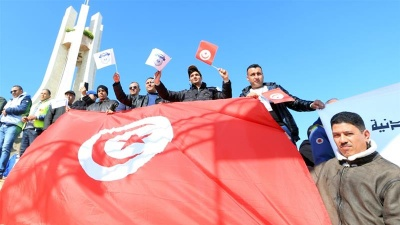 Tunisia's sustainable democratisation: Between new and anti-politics in the 2019 presidential election