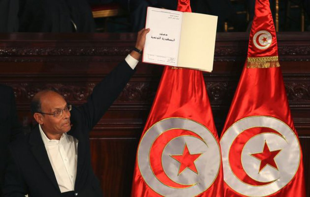 New constitution and the future of democratic transition in Tunisia