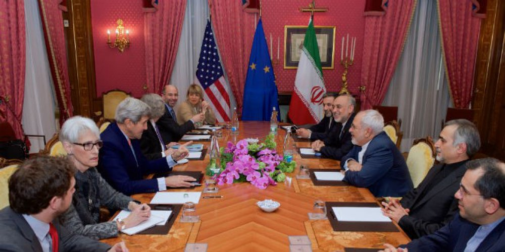 An agreement of Iran's nuclear programme: convergence but not detente