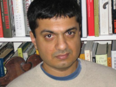"Past Seminar: Faisal Devji on ""al-Qaeda, Jihad and the Democratization of Islamic Authority"""