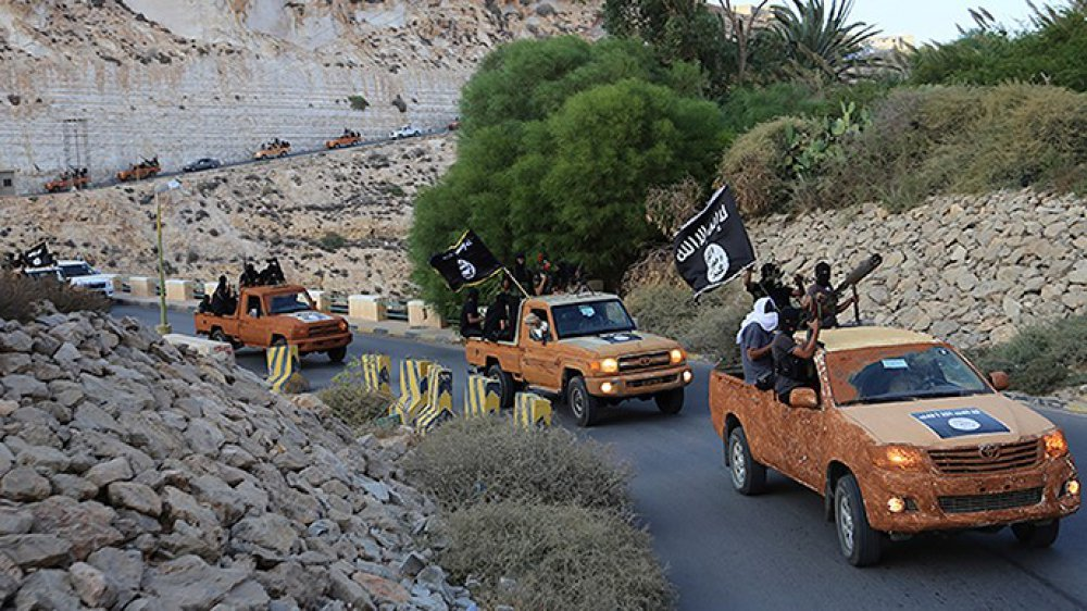 The Islamic State in Libya: Slipping through the cracks of the political crisis