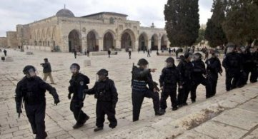Changing the 'status quo' of Al-Aqsa?